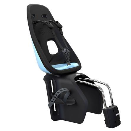 THULE Siège de vélo enfant Yepp Nexxt Maxi Aquamarine Blue, fixation rapide