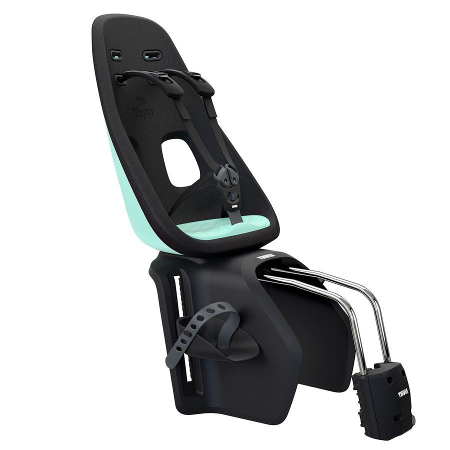 THULE Fahrradsitz Yepp Nexxt Maxi Mint Green mit Schnellspannhalterung