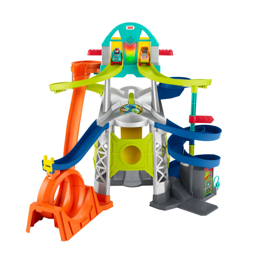 Fisher- Price  ® Little People Action racetrack