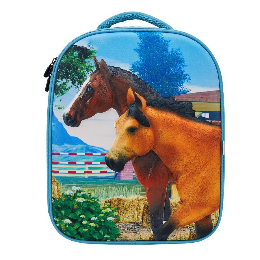 animal planet Rucksack Pferd & Farm