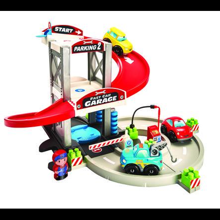 ecoiffier Abrick Auto-Garage