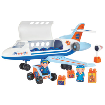 ecoiffier Avión Abrick