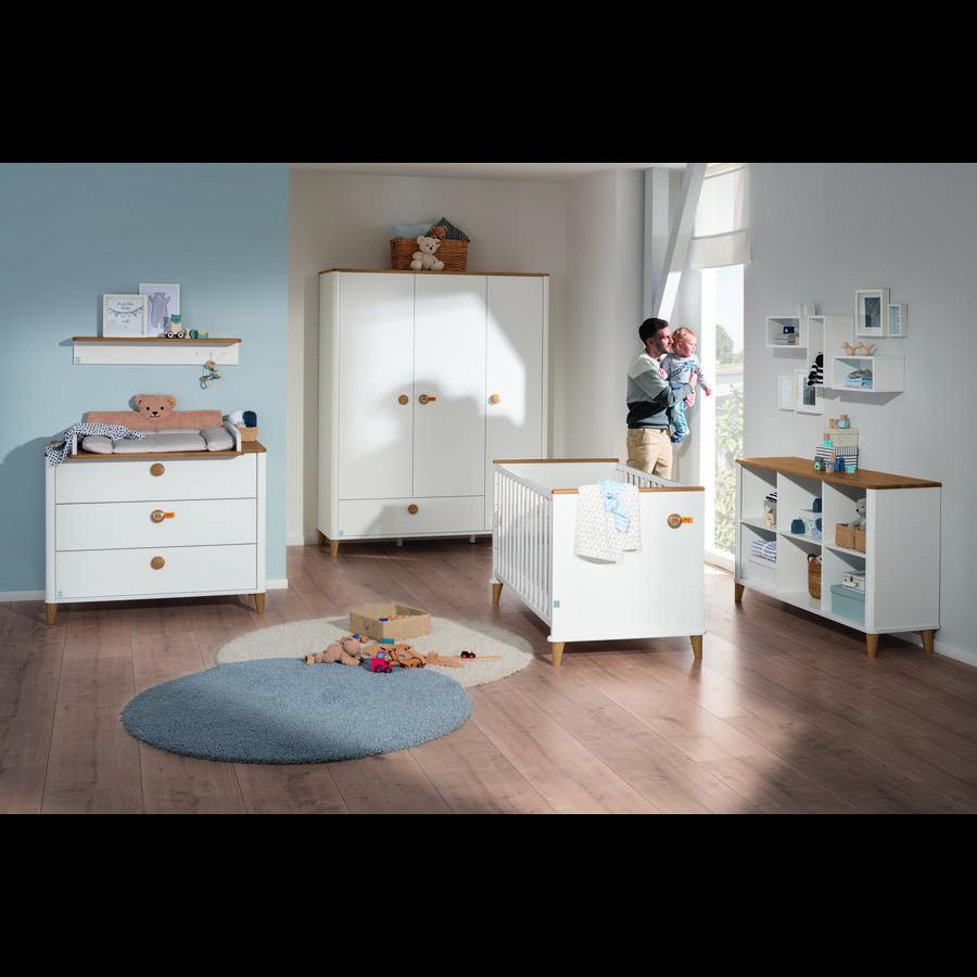 PAIDI Kinderzimmer Lotte & Fynn 3-türig