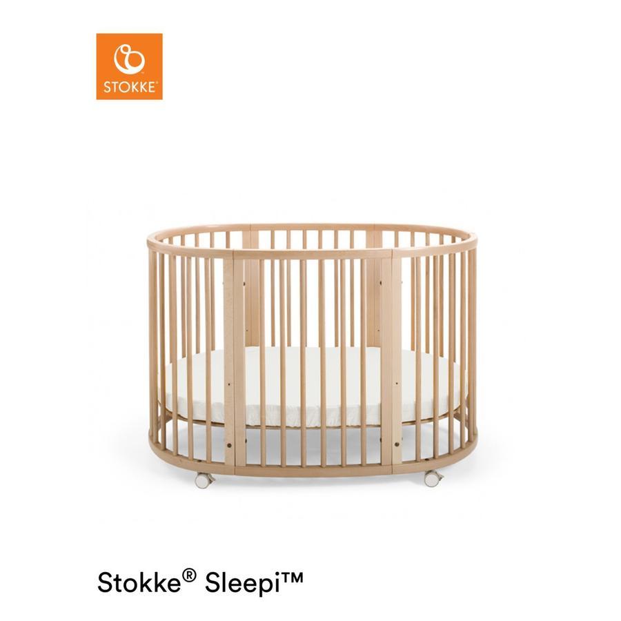 STOKKE® Sleepi™ Kinderbett natur