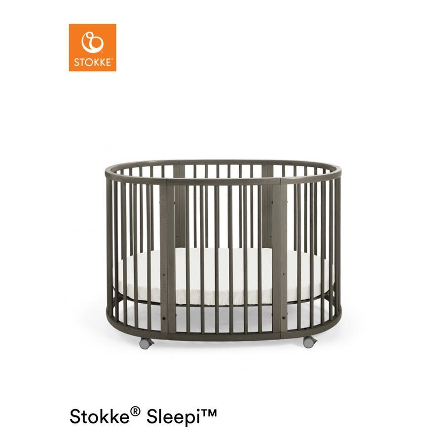 STOKKE® Sleepi™ Kinderbett Hazy Grey