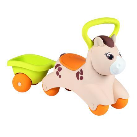 Smoby Porteur enfant poney bébé