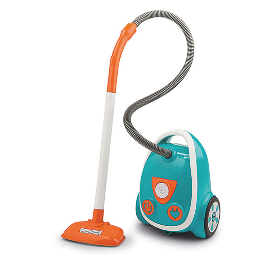 Smoby Aspirateur enfant Eco Clean