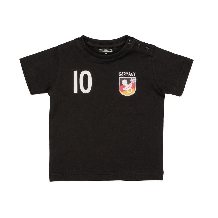 STACCATO tričko černé