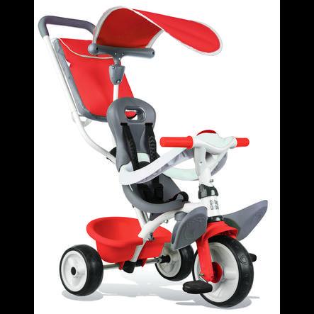 Smoby Triciclo Baby Balade Rojo