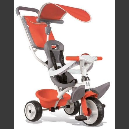 Smoby Triciclo Baby Balade Rosso