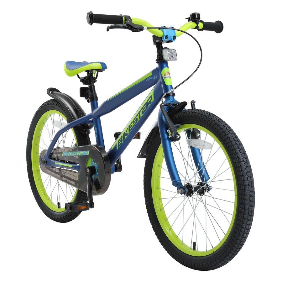 "bikestar Kinderfahrrad 20"" Mountain Blau"
