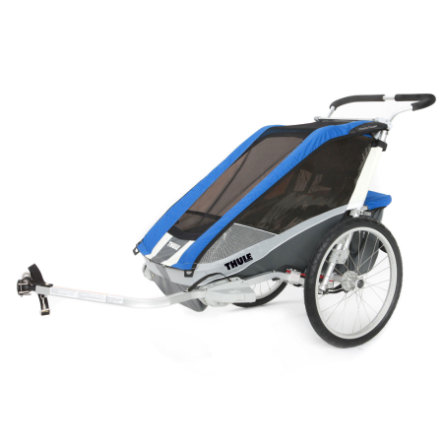 THULE Kinderfahrradanhänger Chariot Cougar 1 Blue