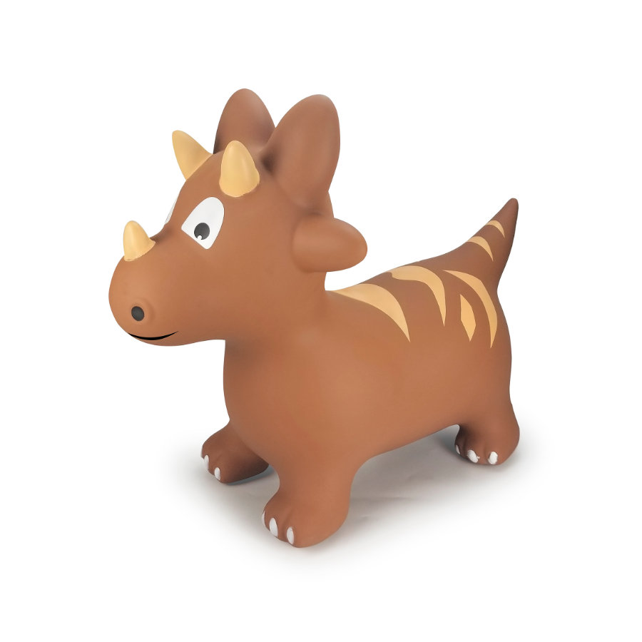 JAMARA Hoppedyr Dino inkl. Mva. pumpe