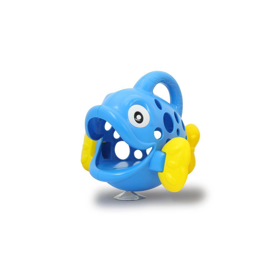 JAMARA Badespielzeugsammler Hungry Fish, blau