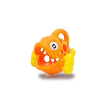 JAMARA Badelegetøjssamler Hungry Fish Orange