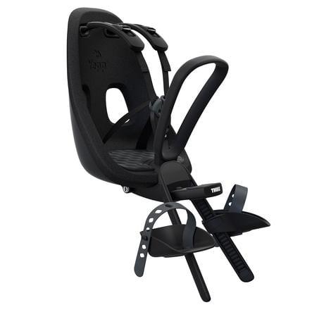 THULE Siège de vélo enfant avant Yepp Nexxt Mini Obsidian Black