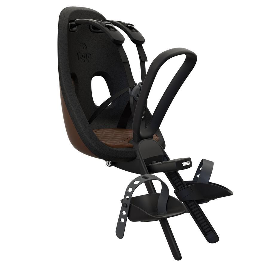 THULE sedačka pro jízdní kola Yepp Nexxt Mini Chocolate Brown