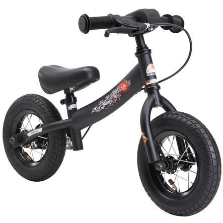 """bikestar Kinderlaufrad 10"""" Sport, schwarz"""