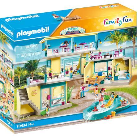 PLAYMOBIL® Family Fun PLAYMO Beach Hotel