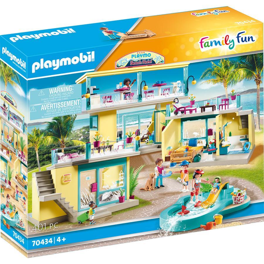 PLAYMOBIL ® familiemoro PLAYMO strandhotell