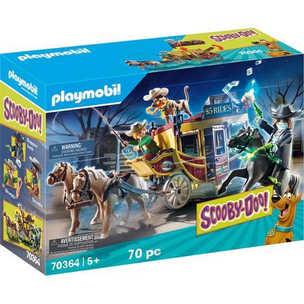 PLAYMOBIL® SCOOBY-DOO Abenteuer im Wilden Westen