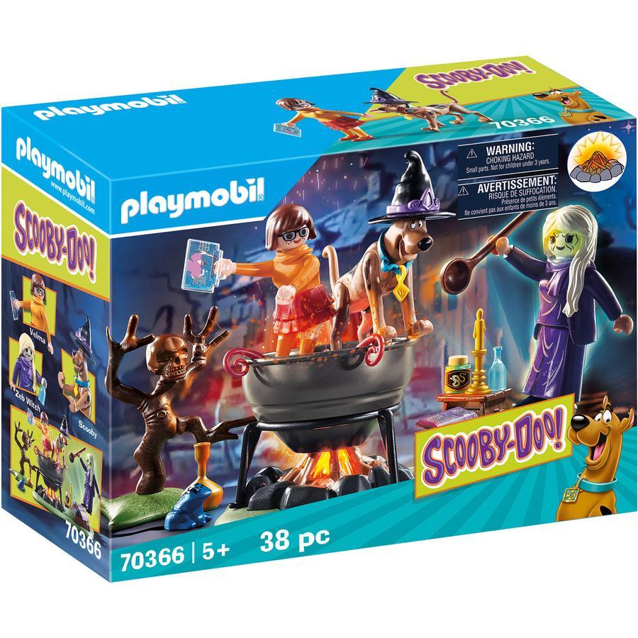 PLAYMOBIL  ® SCOOBY-DOO Adventure in de heksenketel