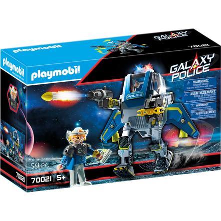 PLAYMOBIL  ® Galaxy Police - Galaxy Police -Robot