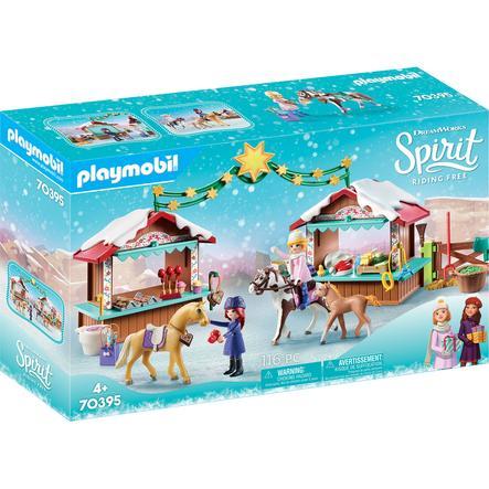 PLAYMOBIL® Spirit Riding Free Weihnachten in Miradero
