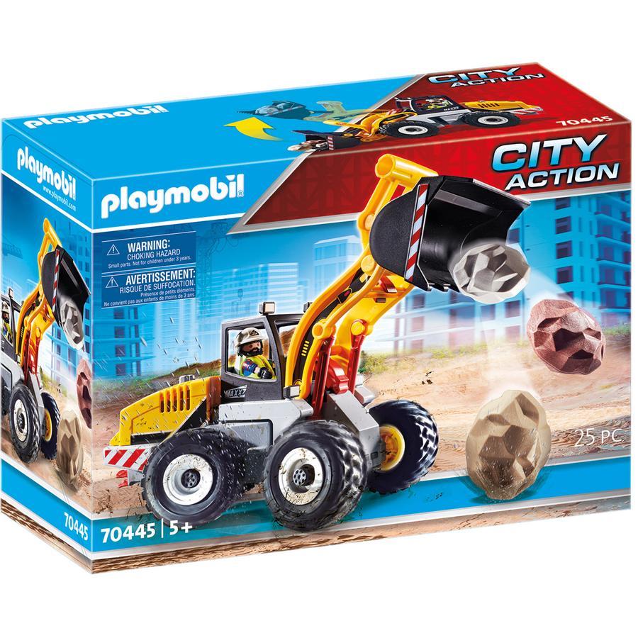 PLAYMOBIL® CITY ACTION Radlader
