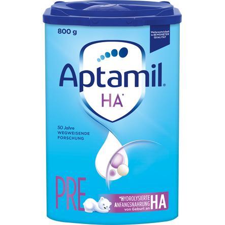 Aptamil Anfangsmilch HA PRE SYNEO Hypoallergen 800 g ab der Geburt