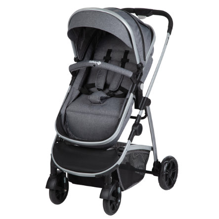 Safety 1st rattaat Hello 2 in 1 Black Chic