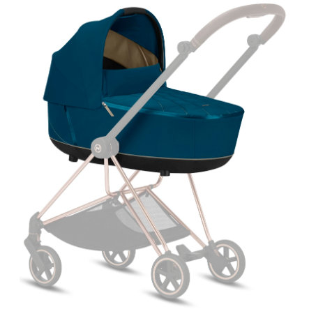 cybex PLATINUM Kinderwagenaufsatz Mios Lux Carry Cot Mountain Blue
