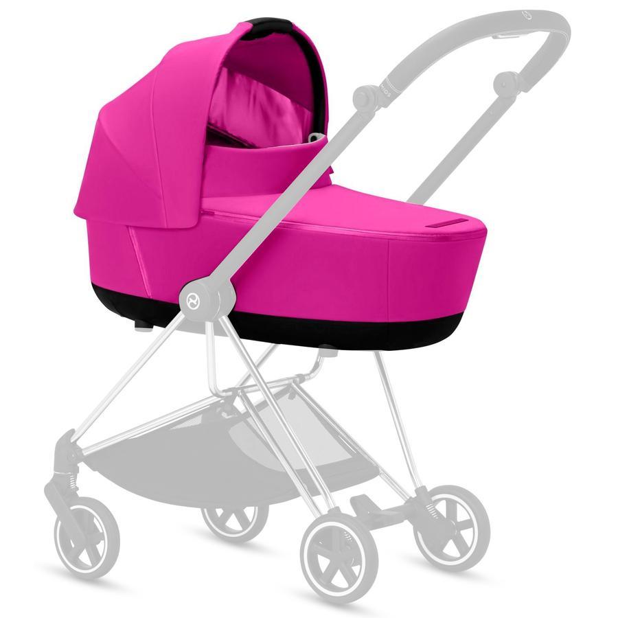 cybex PLATINUM Kinderwagenaufsatz Mios Lux Carry Cot Fancy Pink