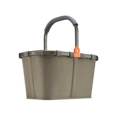 reisenthel ® carry telaio della borsa olive green