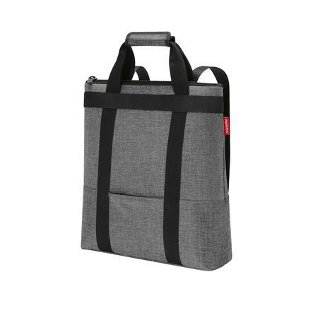 reisenthel ® daypack twist silver