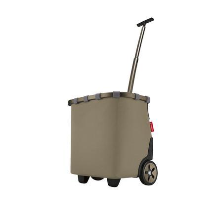 reisenthel® Valise à roulettes enfant carrycruiser frame olive green