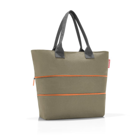 reisenthel® shopper e1 olive green
