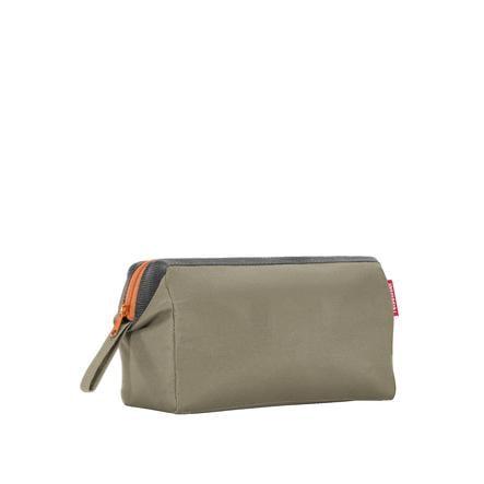 reisenthel cestovní kosmetická taška olive green