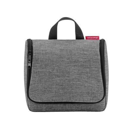 reisenthel® toiletbag twist silver