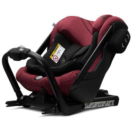 AXKID Kindersitz One Tile Melange Rot