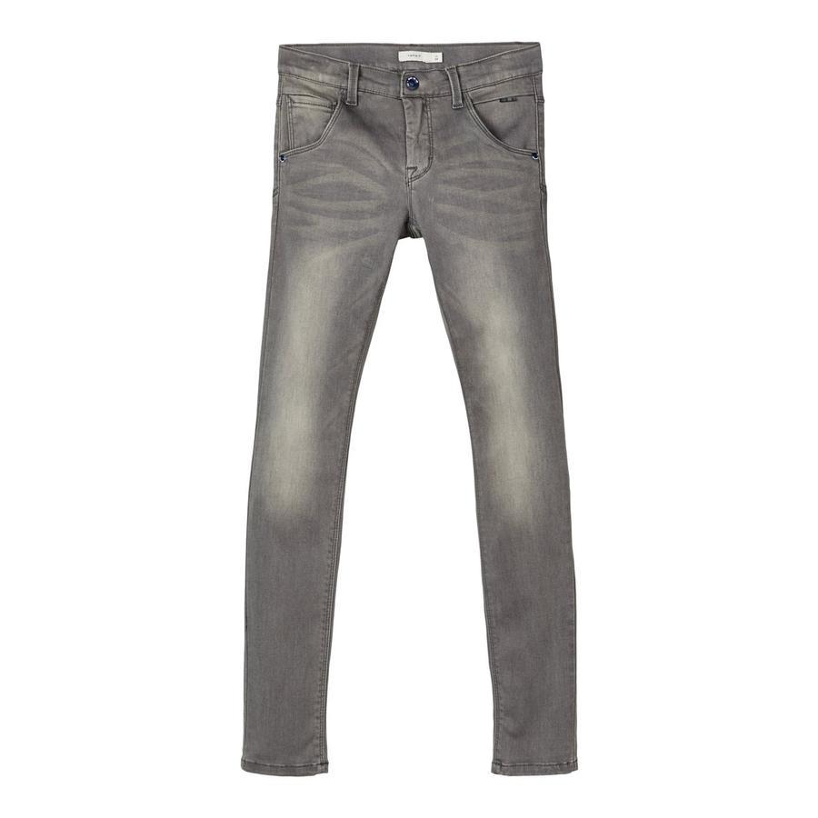 name it Jeans NMMNitclas denim grigio scuro