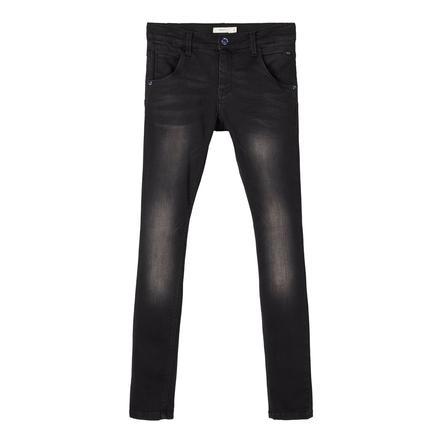 name it Boys Jeans NMMNitclas black denim