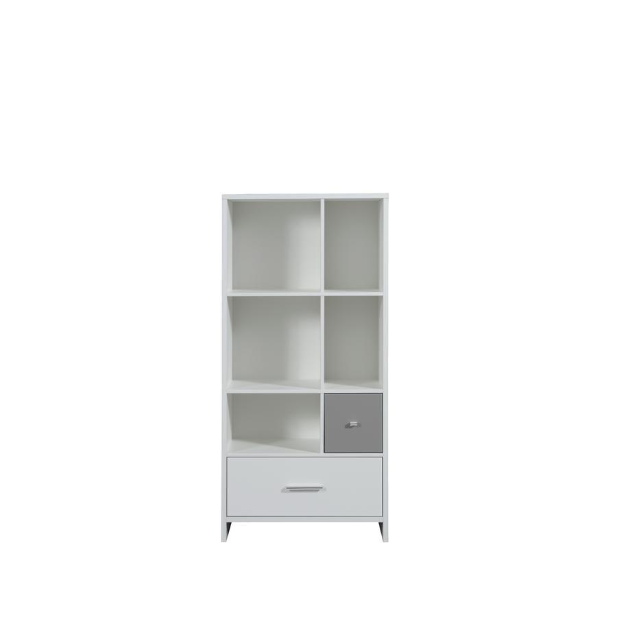 Schardt Bibliothèque Capri Grey bois