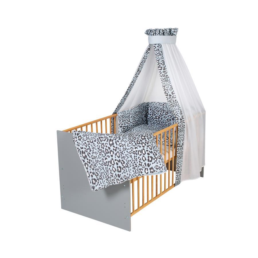 Schardt Complete sänky luokka ic Grey Leo Blue 70 x 140 cm