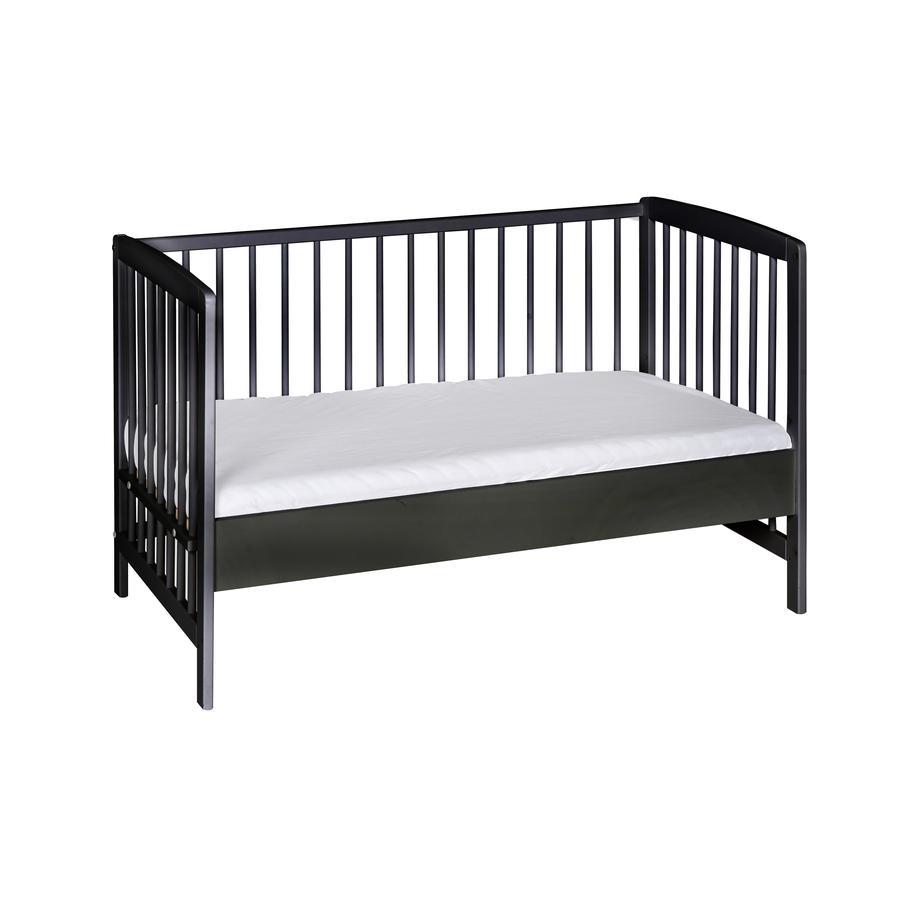 Schardt přístavná postel Micky černá