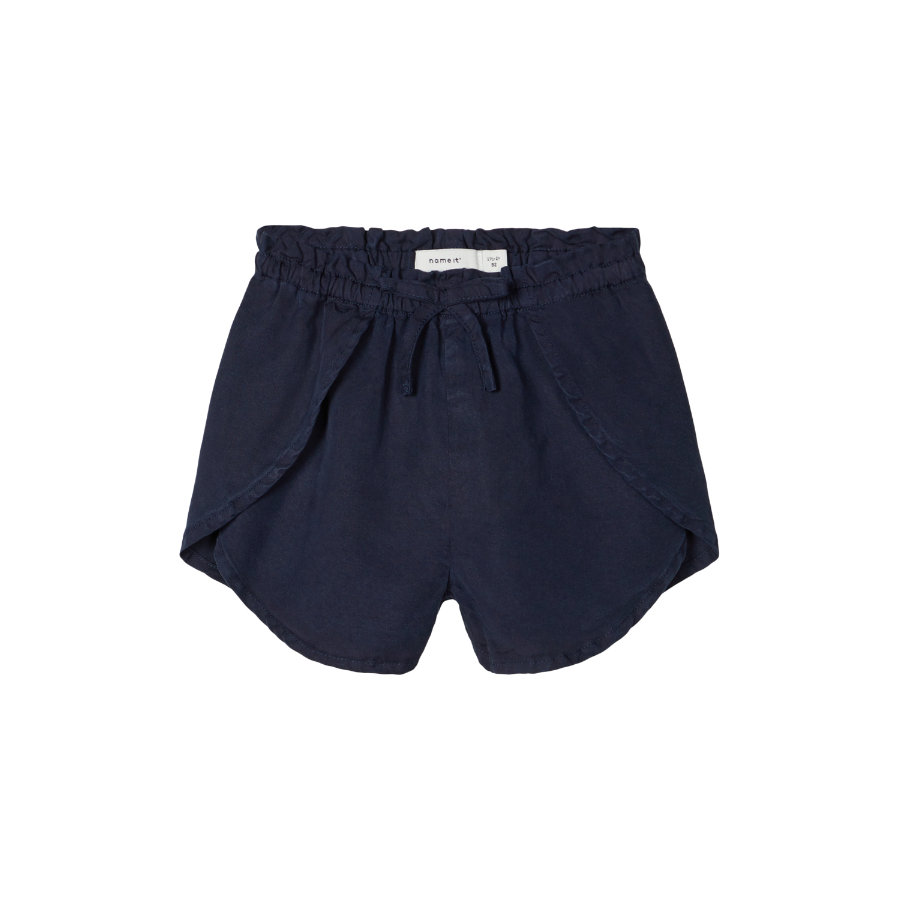 name it Shorts NMFHALLO Dark Sapphire