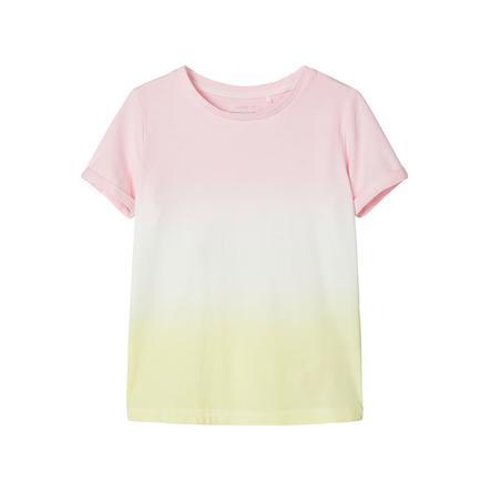name it Camiseta NMFJADY Lime light