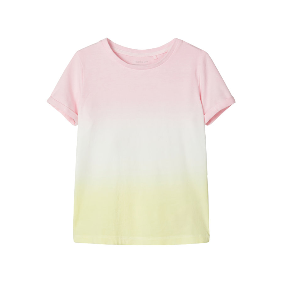 name it T-shirt NMFJADY Lime light