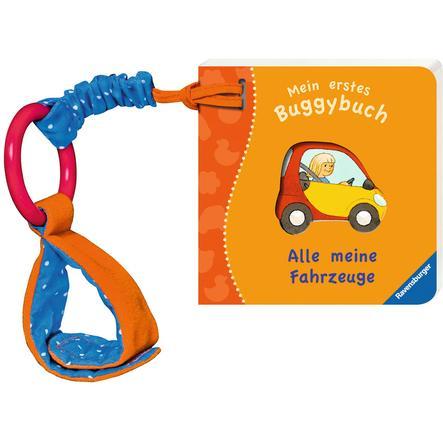 RAVENSBURGER Mein erstes Buggybuch - Alle meine Fahrzeuge