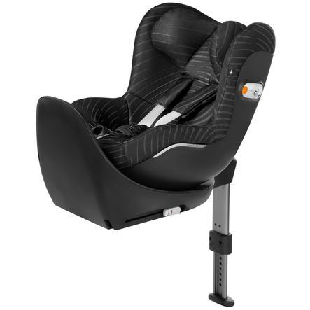 gb PLATINUM Kindersitz Vaya 2  Plus i-Size Lux Black